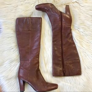 Bandolino leather boots